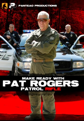Panteao Productions: Make Ready with Pat Rogers EAG Patrol Rifle - PMR053 - AR15 - M16 - Law enforcement - Gun Repair - Gunsmithing -  Bravo Company - EAG (Rifle Video)