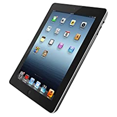 General Features: Black Color 64GB Capacity 4th Generation iPad Supports iOS 9 iCloud Built-in Rentina Display (2048x1535 Resolution at 264 Pixels per Inch) 3.1 Million Pixels (Four times as much as the iPad 2) Fingerprint-resistant oleophobi...