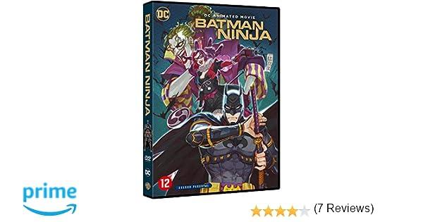 Batman Ninja Edizione: Regno Unito Italia Blu-ray: Amazon.es ...
