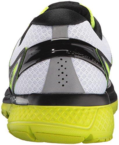 Saucony Triumph ISO 3 White/Black/Citron - 13