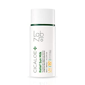 [LabNo] Cicaloe Relief Sun Milk SPF50+PA++++ 50ml