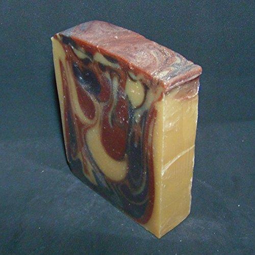 Handcrafted Soap - Chestnut Brown Sugar Fragrance 1 - 7 oz Bar (7 Oz Sugar)