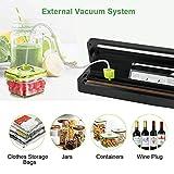 Vacuum Sealer Machine, STYFSCP Automatic Food Saver