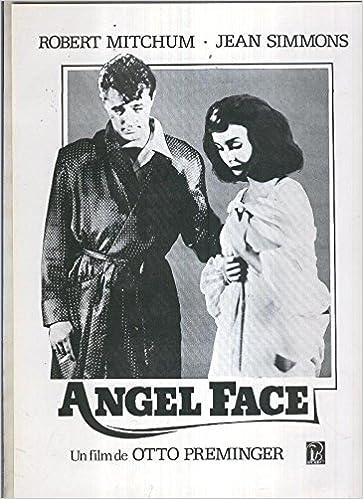 Caratula cine: Angel Face con Robert Mitchum y Jean Simmons ...