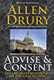 Image of Advise and Consent (The Advise and Consent Series)