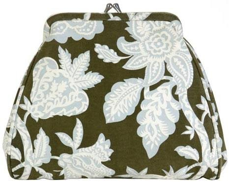 Amy Butler Nora Clutch,Tropicali Tea Leaf,one size, Bags Central