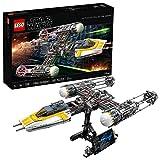 LEGO Star Wars Y-Wing Starfighter Building Kit (1967 Piece), Multicolor