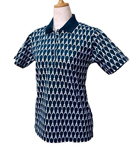 ROCKY&HOPPER(ロッキーアンドホッパー) レディース 半袖ポロシャツ 2017年春夏モデル  RH1718SL