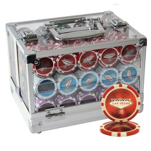 600個ラスベガスカジノポーカーチップセットアクリルケースカスタム構築by MRC MRC B01HLK8QWA, バッテリーウェブコム:a7900751 --- itxassou.fr