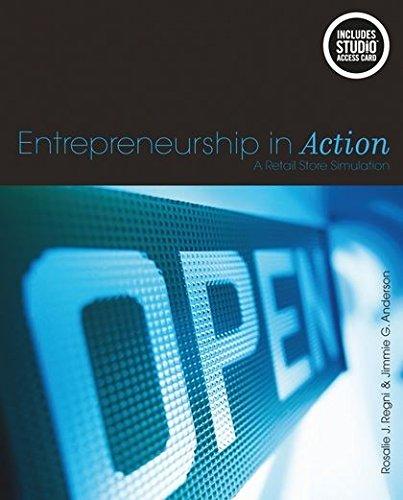 Entrepreneurship in Action: Bundle Book + Studio Access Card