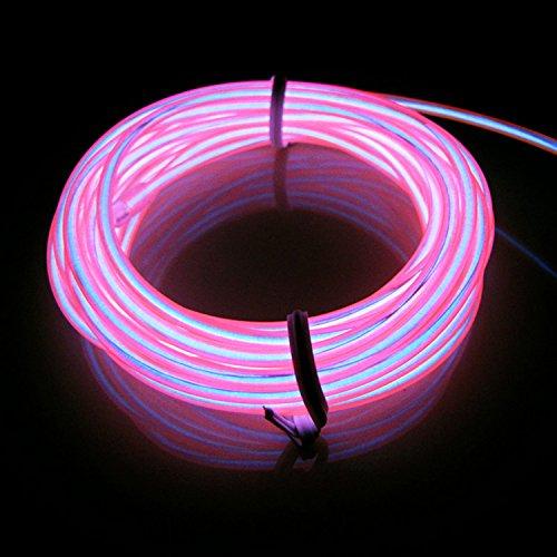 31 opinioni per Lerway 3M Flessibile EL Neon Condotto LED Luce Bici Cucina Casa Camera Bagno