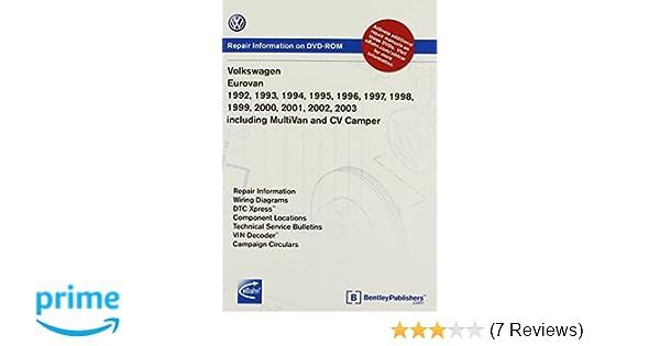 Volkswagen Eurovan 1992 1993 1994 1995 1996 1997 1998 1999 Rhamazon: Wiring Diagram In Addition 2001 Vw Eurovan At Gmaili.net