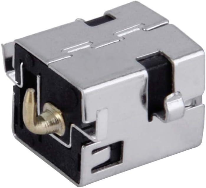 Computer Cables DC Power Jack Socket Plug Connector Port for ASUS K53E K53S Mother Board Wholesale Yoton Cable Length: 5pcs
