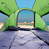 ZOMAKE Pop Up Tent 3 4 Person, Beach Tent Sun