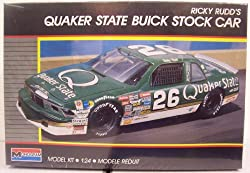 Monogram #2786 Ricky Rudd's Quaker State Buick Stock Car Plastic Kit by Monogram