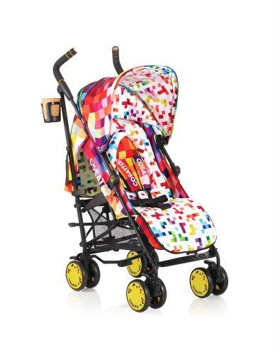 Cosatto Supa Stroller, Pixelate by Cosatto (Image #5)