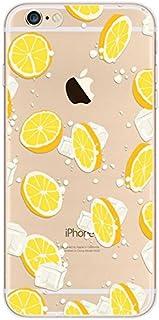 iphone 6s plus lemon case
