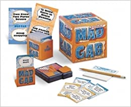 Buy Bible Mad Gab Board Game Book Online at Low Prices in