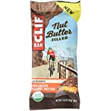 CLIF Nut Butter Filled Bars -Chocolate Peanut Butter, 4 Count