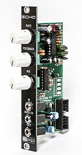 Synthrotek Echo - Voltage Controlled Echo Eurorack Module by Synthrotek (Image #2)