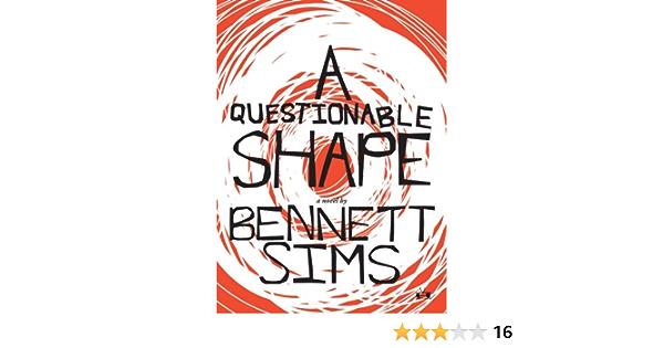 A Questionable Shape: Amazon.es: Sims, Bennett: Libros en ...