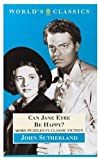 Can Jane Eyre Be Happy?, John Sutherland, 019283309X