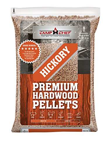 Camp Chef Hickory BBQ Pellets -