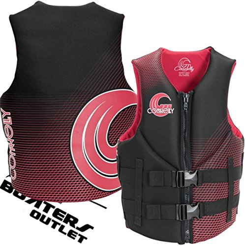 - Connelly Womens Promo Neoprene Vest, Large (40