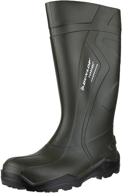 Dunlop Purofort + Vert fonce Noir D760933