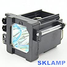 Sklamp Replacement Projector / TV Lamp with Housing For JVC HD-61Z456/HD-52G887/HD-56G787/HD-56FN97 Tv Lamps,150 days Warranty