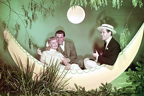 Doris Day in On Moonlight Bay Gordon MacRae 24x18 (Moonlight Bay Poster)