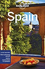 Lonely Planet: The world's number one travel guide publisher*  Lonely Planet's Spainis your passport to the most relevant, up-to-date advice on what to see and skip, and what hidden discoveries await you. Marvel at Modernista masterpieces in...