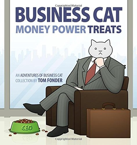 Business Cat: Money, Power, Treats 51Bo2WktULL