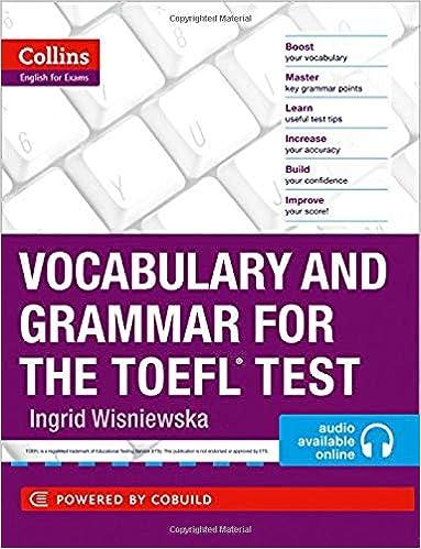 Toefl Test Book Pdf