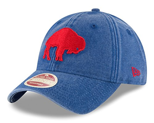 (New Era Buffalo Bills NFL 9Twenty Historic Classic Wash Adjustable)