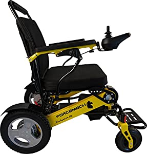 Forcemech Navigator - Folding Electric Wheelchair by Forcemech