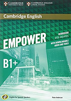 Cambridge English Empower for Spanish Speakers B1+ Learning Pack Students Book with Online Assessment and Practice and Workbook: Amazon.es: Doff, Adrian, Thaine, Craig, Puchta, Herbert, Stranks, Jeff, Lewis-Jones, Peter: Libros en idiomas