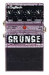 digitech dgr grunge analog distortion pedal musical instruments. Black Bedroom Furniture Sets. Home Design Ideas