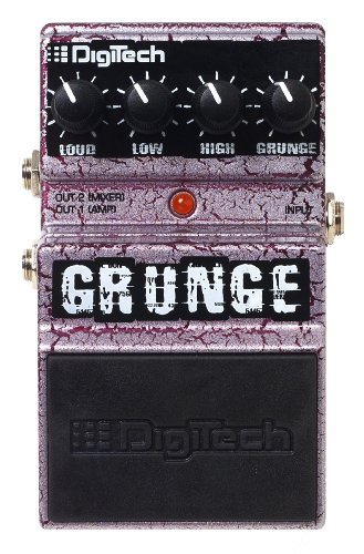 DigiTech DGR Grunge Analog-Distortion Pedal (Best Analog Distortion Pedal)