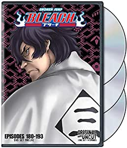 Bleach Uncut Set 12 [DVD]
