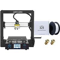 Anycubic Mega S + 3D3 PLA Filament Beyaz (1 Kg) + Nozzle Set Hediyeli Avantaj Paketi