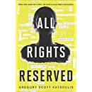 All Rights Reserved: A New YA Science Fiction Book (Word$)