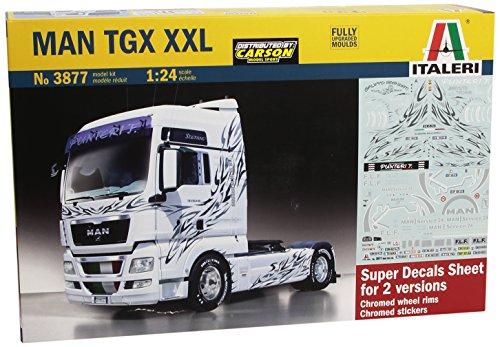 Italeri MAN TGX XXL Model Kit