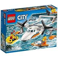 Lego City Coast Guard Sea Rescue Plane, 60164, Above 5 Years