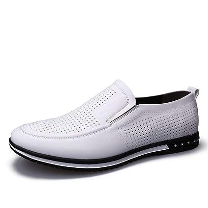 Verano Zapatos De Formales Jiuyue Cómodos Del Shoes Huecos Oxford pfxqwaF