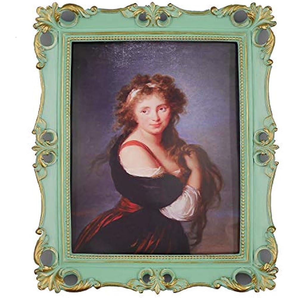 Simon S Shop 8x10 Picture Frame Antique Vintage Photo Frames Light Green With Ebay