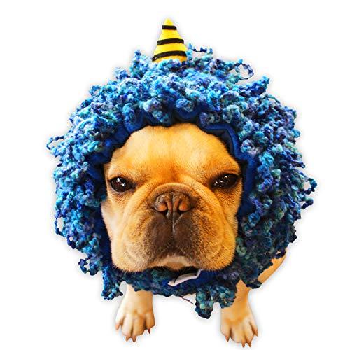 DogMarine 개 ヅラ가 게 파란 악마 개 ヅラ L 사이즈 / DogMarine Dog Zuraya Aooni Dog Zura Large Size
