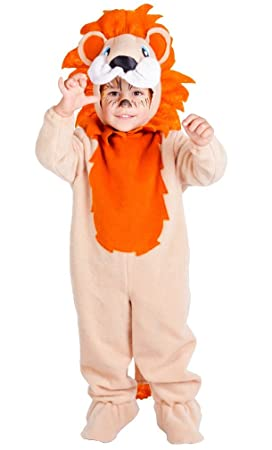 Disfraz de león infantil - 5-7 años: Amazon.es: Juguetes y juegos
