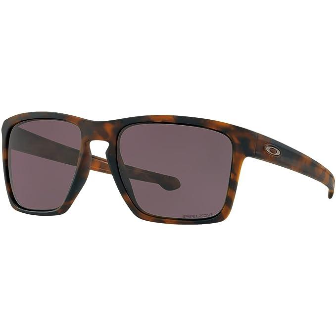 Oakley Sliver Gafas de sol, Marrón, 56 para Hombre: Amazon ...