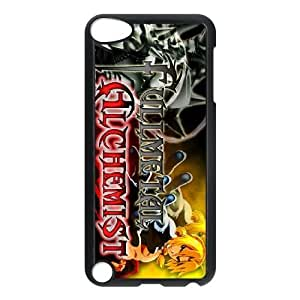 iPod Touch 5 Phone Cases Black FULLMETAL ALCHEMIST DRY936098